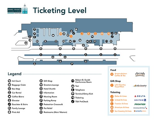 Ticketing Level